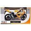 Модель мотоцикла (1:12) Suzuki GSX-R600, Maisto 31101-10