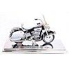 Модель мотоцикла (1:18) Harley-Davidson 1966 FLH Electra Glide, Maisto 39360-41