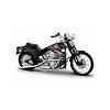 Модель мотоцикла (1:18) Harley-Davidson 1997 FXSTSB Bad Boy, Maisto 39360-43
