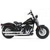 Модель мотоцикла (1:18) Harley-Davidson 2008 FLSTSB Cross Bones, Maisto 39360-44