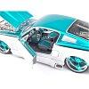 Автомодель (1:24) 1967 Ford Mustang GT (голубой-белый тюнинг), Maisto 31094BW