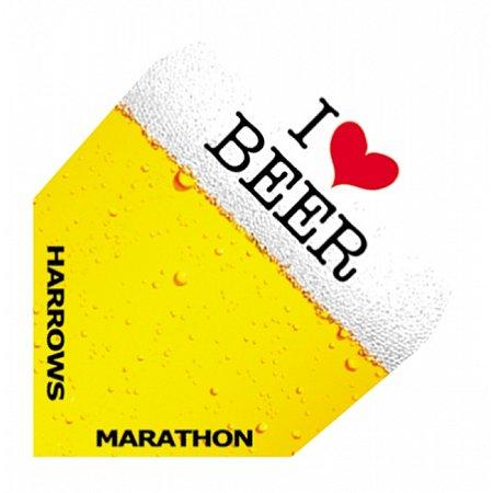 Оперение Harrows Marathon ILoveBeer 1534