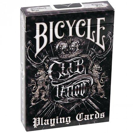 Карты Bicycle Club Tattoo, 1026156