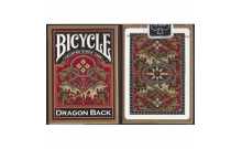 Карты Bicycle Dragon Back Gold, 1025004