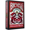 Карты Bicycle Dragon Back Red, 1023554red