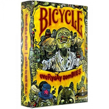 Карты Bicycle Everyday Zombies, 1026323