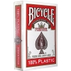 Пластиковые карты Bicycle Prestige Jumbo Index Red, 40377red