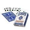 Пластиковые карты Bicycle Prestige Jumbo Index Blue, 40377blue
