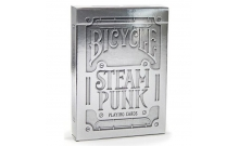 Карты Bicycle Steampunk Silver, 1025591