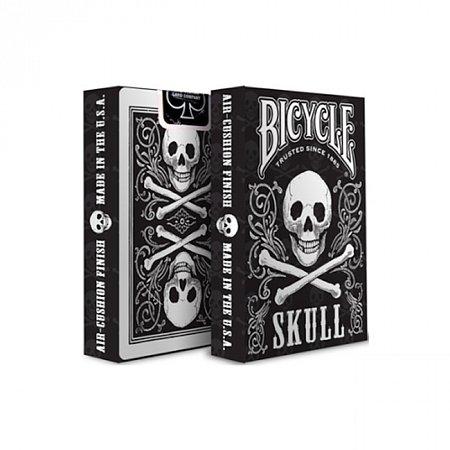 Карты Bicycle Skull, 1026154