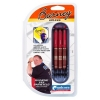 Дротики Unicorn Barney brass steeltip red 25 g