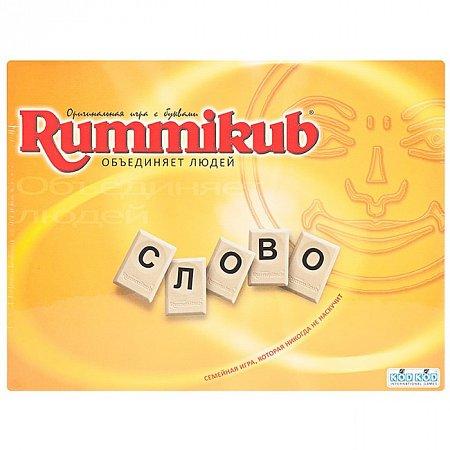 Настольная игра Руммикуб Слово (с буквами) | Rummikub Word