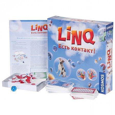 Есть контакт! (Linq) - Игра на ассоциации. Магеллан (MAG00381)