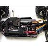 Монстр Himoto Raider Brushless 2.4GHz с бесколлекторным двигателем (красный), HIM-MegaE8MTLr