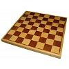 Шахматы, нарды, шашки СССР 50x50 см. Доска дерево, интарсия. Фигуры и шашки пластик