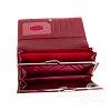 Женский кожаный кошелек BODENFENDY (БОДЕНФЕНДИ) MISS174007-red
