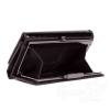Женский кожаный кошелек WANLIMA (ВАНЛИМА) W81042580015-black