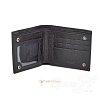 Кожаный мужской кошелек WANLIMA (ВАНЛИМА) W620437904401-black