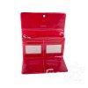 Кошелек женский кожаный VELINA FABBIANO (ВЕЛИНА ФАБИАНО) DSY159-2029-red