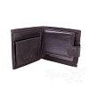 Мужской кожаный кошелек WANLIMA (ВАНЛИМА) W50042232-black