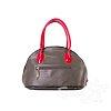 Женская сумка из качественного кожезаменителя RICHEZZA (РИЧЕЗЗА) W6-8051-grey