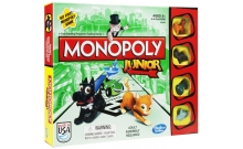 Monopoly Junior (Монополия Юниор) Моя первая Монополия
