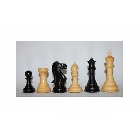 Шахматные фигуры деревянные Спокойный конь