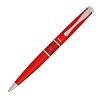 Комплект ручек Regal (перьевая + шариковая) в подарочном футляре, красный (R82205.L.BF)