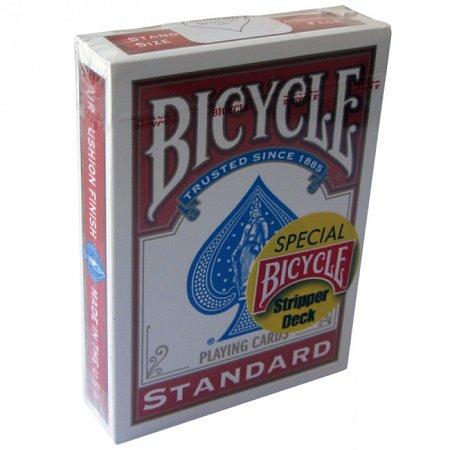 Карты для фокусов Bicycle Stripper Deck, 40946 Bicycle