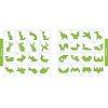 Деревянная головоломка Танграм. Точка сборки