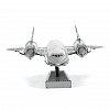 Металлическая сборная 3D модель