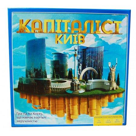 Капиталист Киев - Настольная игра