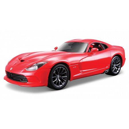 Автомодель (1:18) 2013 Dodge Viper GTS, Maisto 31128 red