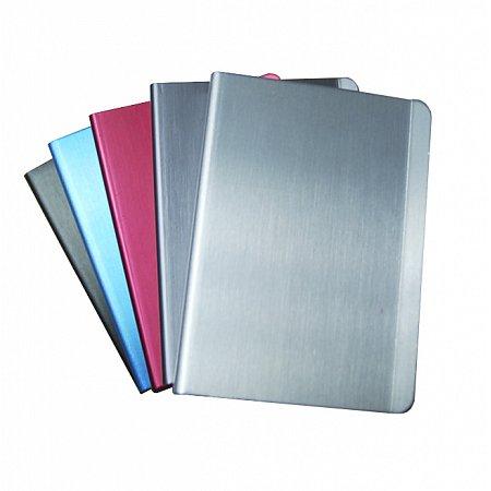 Коробочка для карт, алюминий, на 54 карты Poker Size, кардхолдер (cardholder)
