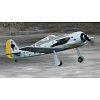 Самолет на радиоуправлении Dynam Focke-Wulf FW 190 RLG Brushless 1270 мм 2.4GHz RTF (DY8949 RTF)