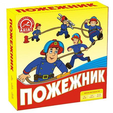 Настольная игра Пожежник (Пожарный)