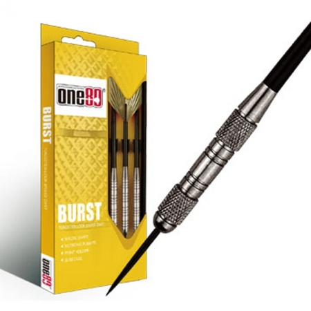 Дротики One80 Burst Brass steeltip