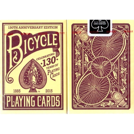 Карты Bicycle 130th Anniversary Edition, 1029018