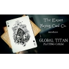 Карты Global Titan Classic Gold от Expert Playing Card Company