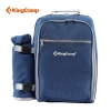 Набор для пикника KingCamp PICNIC BAG-4 (KG3711) Blue