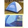 Палатка KingCamp Family 3 (KT3073) Blue (мест: 3)