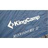 Палатка KingCamp Monodome 2 (KT3016) Red (мест: 2)