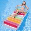 Матрас-кресло надувное пляжное, Bestway 43023 (185x81x48 см)