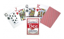 Карты Bee Jumbo Index Red, 1001770red