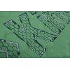 Самонадувающийся коврик KingCamp WAVE SUPER 3 (KM3582) Green