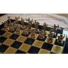 """Шахматы Manopoulos """"Геркулес"""", 36х36см (S5BLU)"""