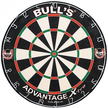 Bulls Advantage X-tra - профессиональная мишень дартс