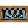 Шахматы дорожные магнитные, 18 x 18 см (пластик)