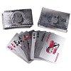 Серебряные пластиковые карты Dollar/Euro, Bridge Size