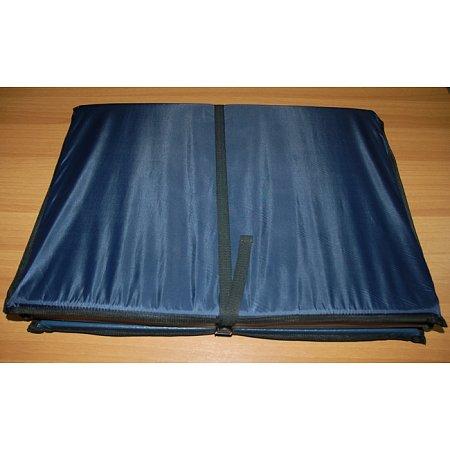 Спортивный мат складной, PL + PVC, 180 x 60 см x 20 мм